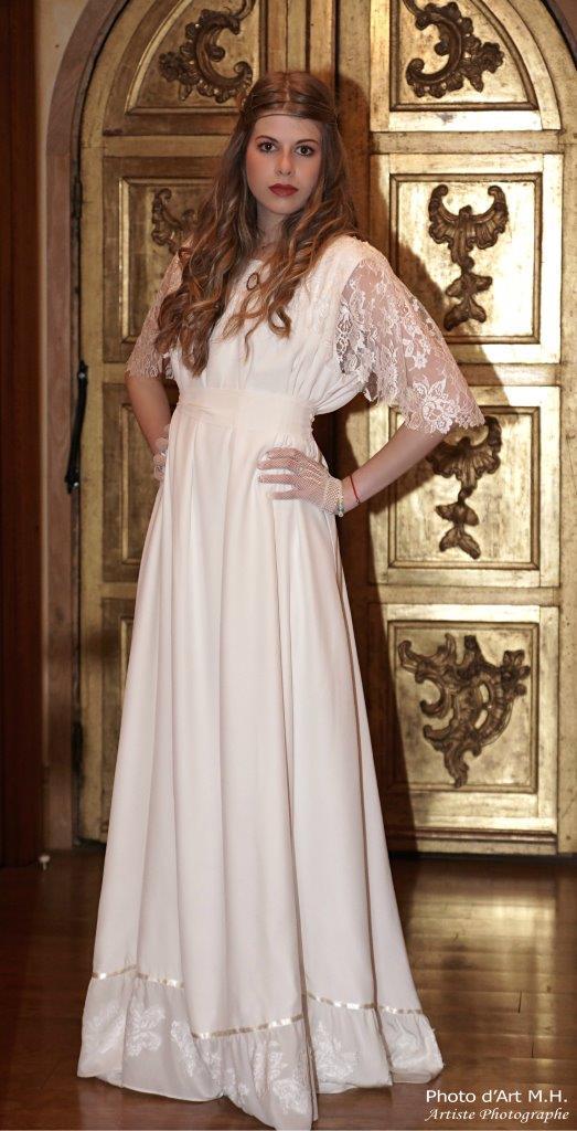 Robe Marceline par La petite mariée de sopite