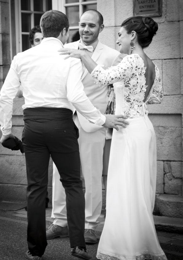 Robe la petite mariée de sopite
