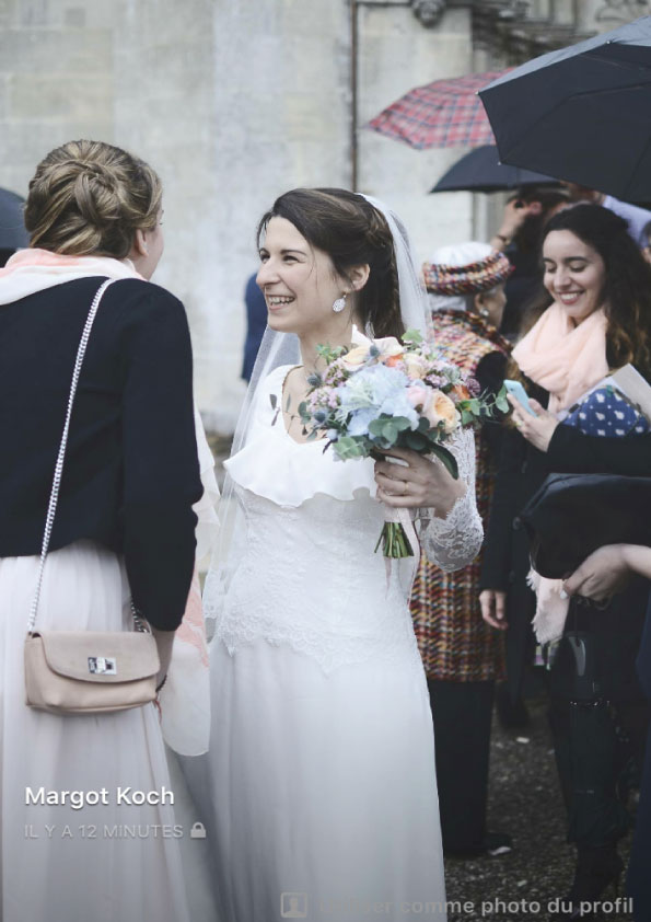 Mariage Margot by la petite mariée de sopite