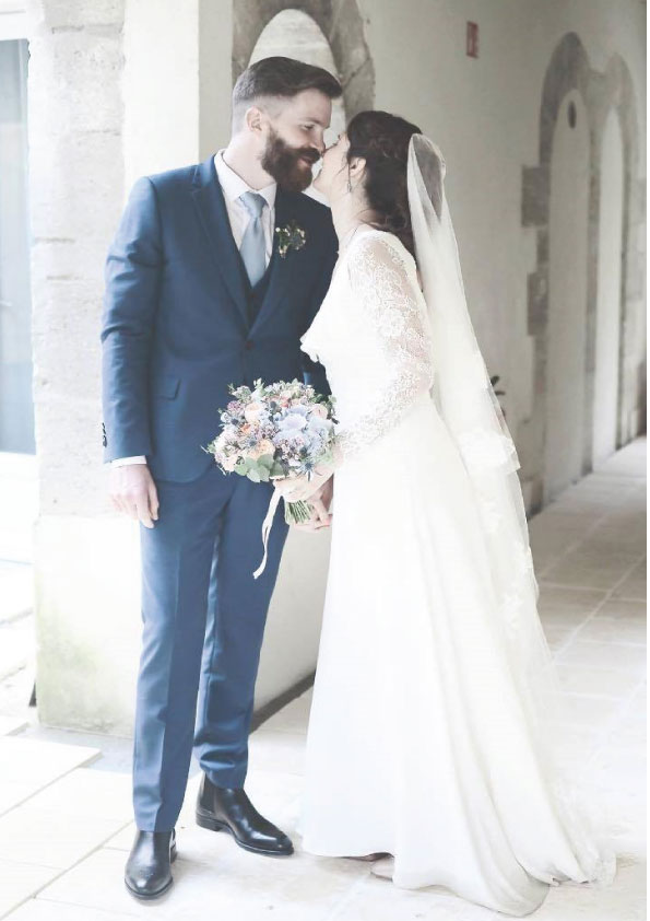 Mariage Margot & jacques by la petite mariée de sopite