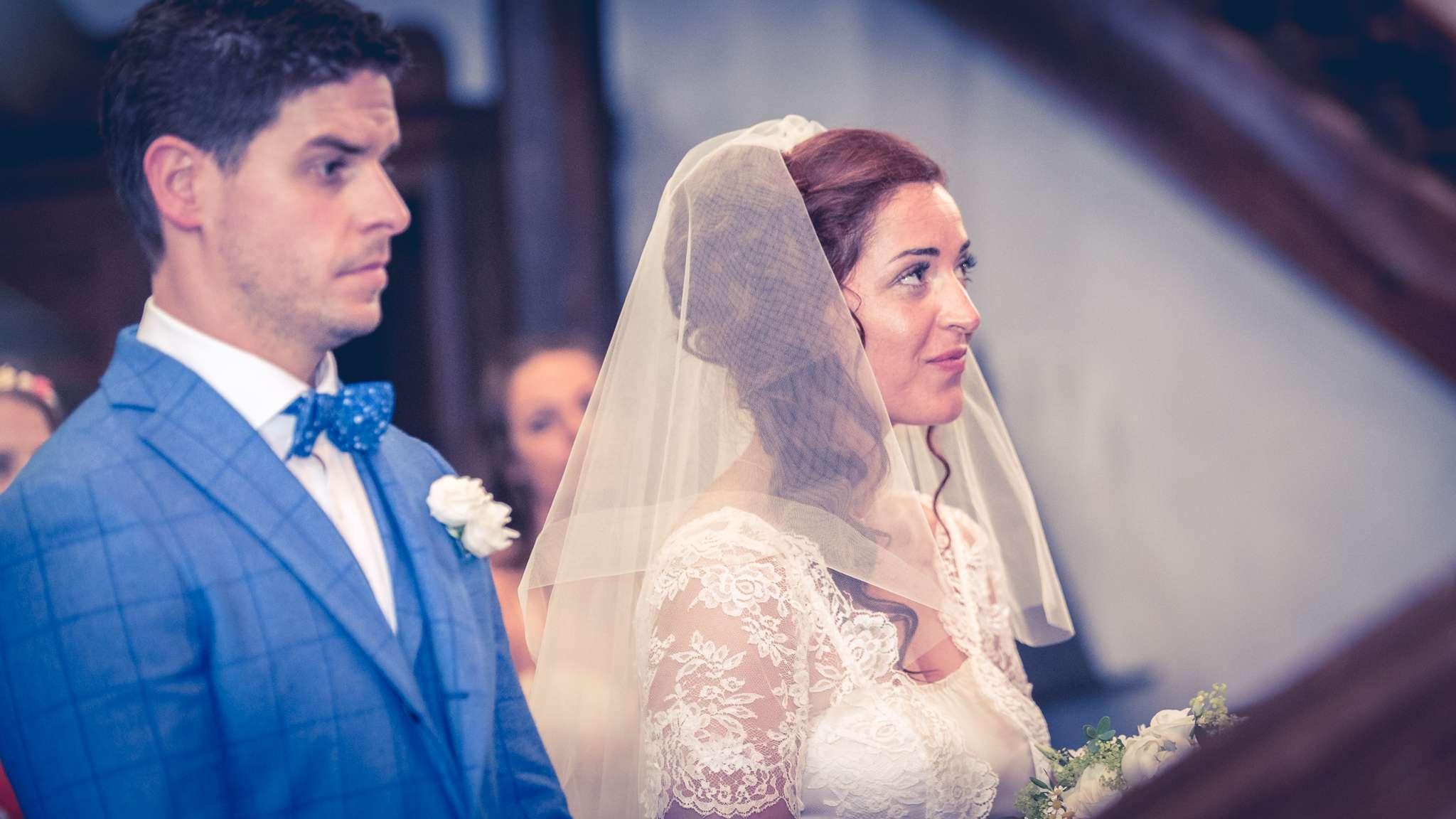 Portrait mariage Irène & Jon