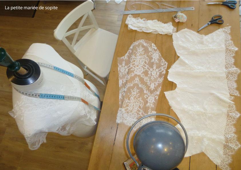 Atelier la petite mariée de sopite