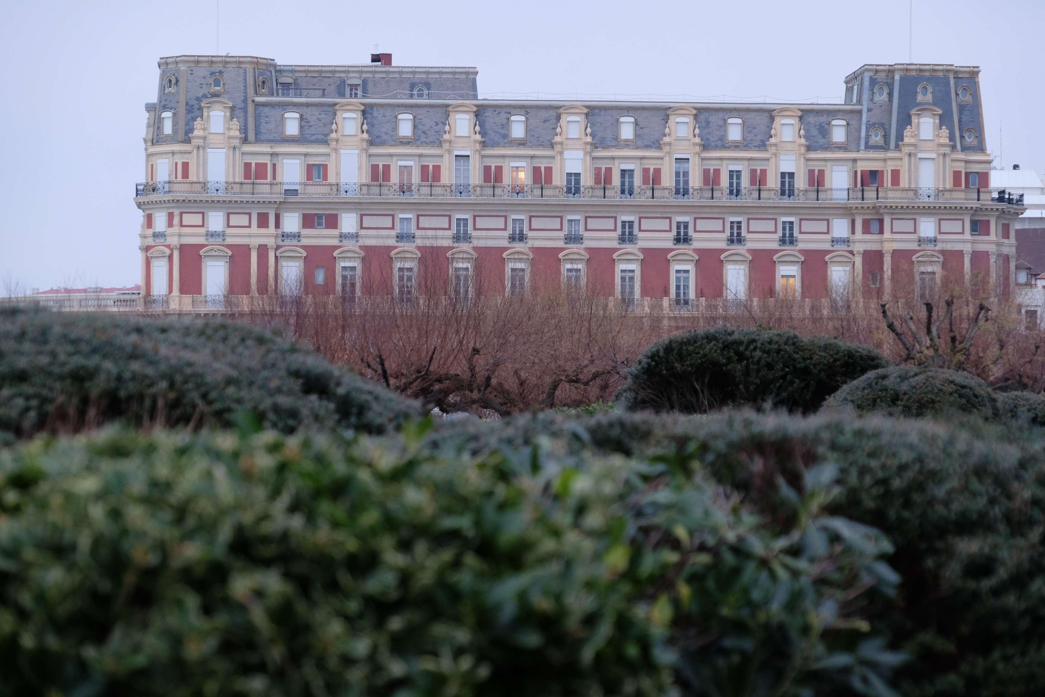 photo hôtel du Palais