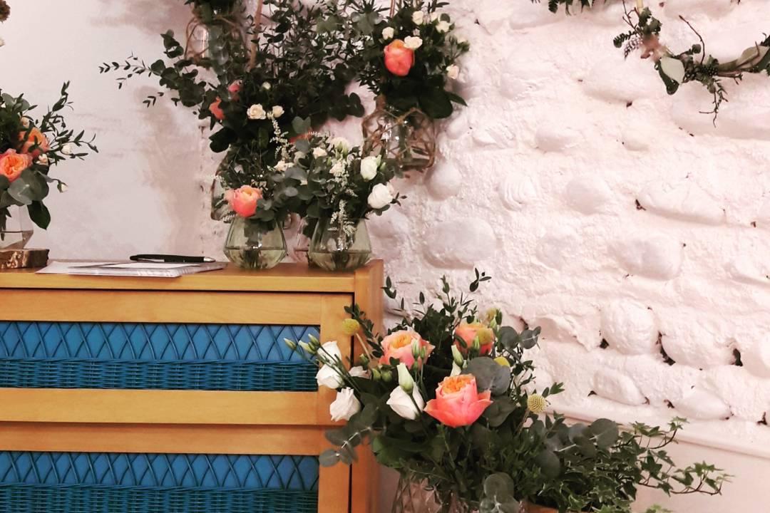 Atelier Floral Le clos des mariés