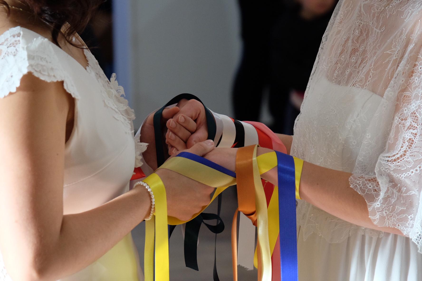 cérémonie laique le clos des mariés