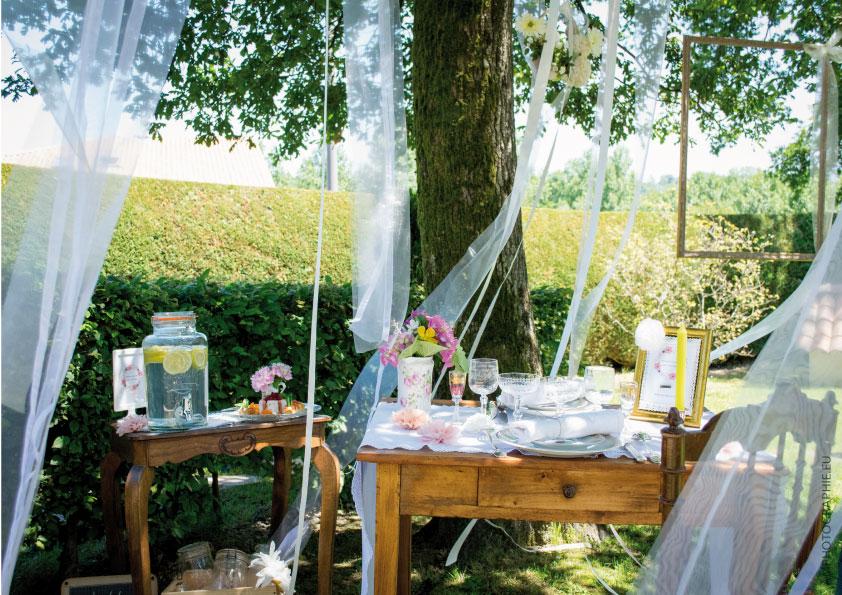 Shooting ambiance par mariage et limonade