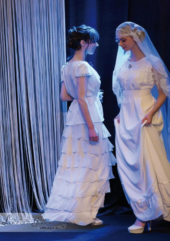 Défilé salon du mariage Mont de Marsan # La petite mariée de sopite