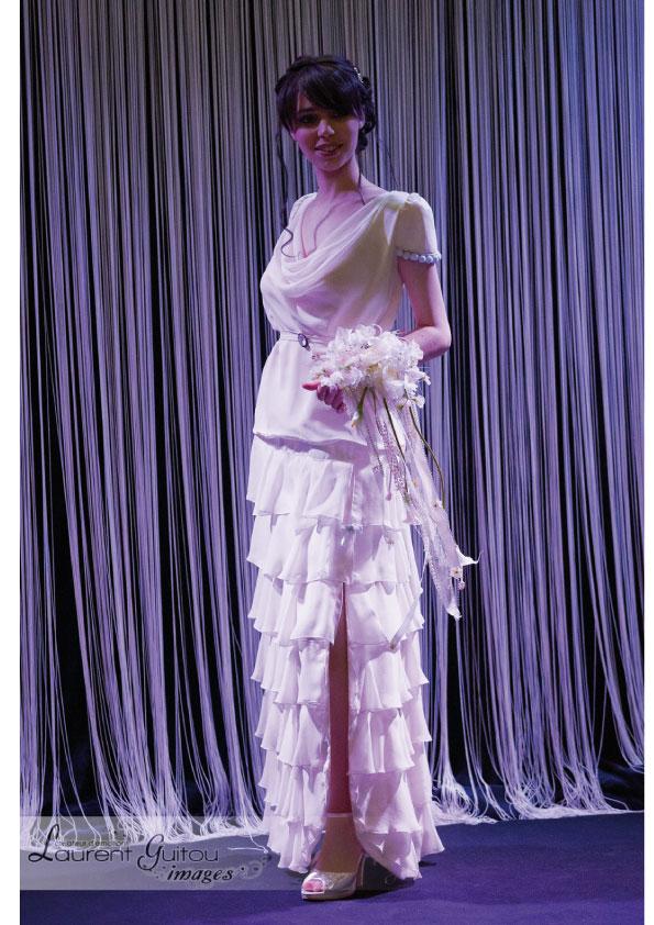 Robe Cordoue # La petite mariée de sopite