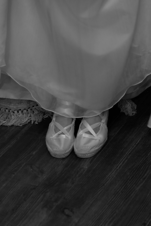 Robes de mariées au domaine de Larbéou