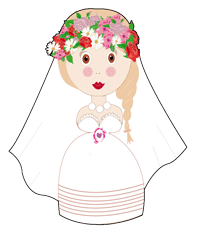 Robes de mariée - la petite mariee de sopite