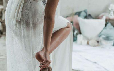 Comment ajouter une touche sexy à votre robe de mariée